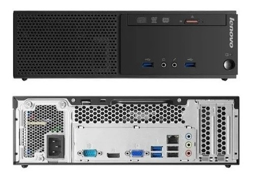 Computador Desktop Lenovo Core I5-6400 + Monitor Aoc 21.5