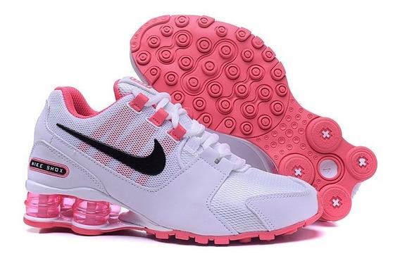 Tênis Nike Shox Importado Original Feminino Lindo