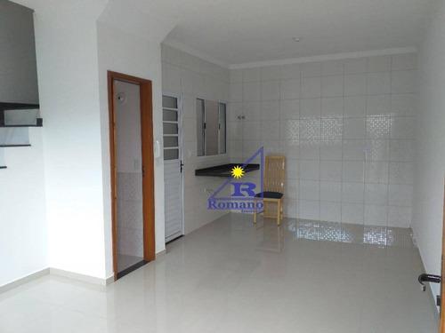 Imagem 1 de 8 de Sobrado À Venda, 60 M² Por R$ 310.000,00 - Penha De França - São Paulo/sp - So1343