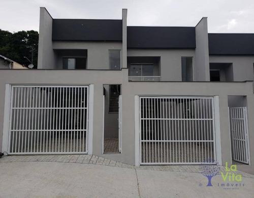 Casa À Venda, 83 M² Por R$ 210.000,00 - Escola Agrícola - Blumenau/sc - Ca0332