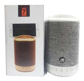Parlante Portatil Bluetooth Mu-xm7 Alpha S.i