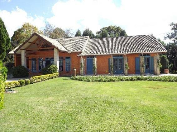 Condomínio Fechado - 5.000m² De Terreno Plano - Ch0159