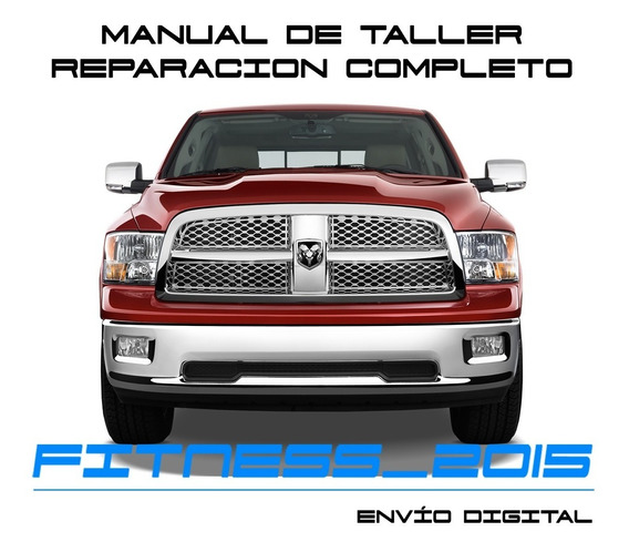Manual Taller Diagrama Electri Dodge Ram 1500 2500 3500 2012