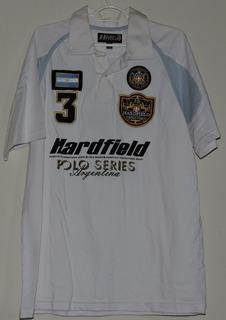 Bela Camisa Time Polo Da Argentina Tam Xl Marca Hardfield