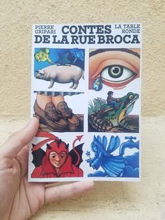 Contes De La Rue Broca (cuentos De La Calle Broca) Francés