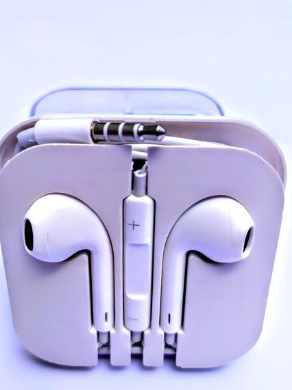 50 Fone Ouvido Universal Paralelo Caixa Acrilica Atacado