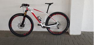 Bicicleta Mtb Carbono Aro 29 Tam. 17 (m)
