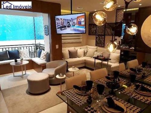Apartamento Com 2 Dorms, Padroeira, Osasco, Cod: 522 - V522