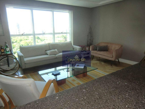 Apartamento Com 3 Dormitórios À Venda, 128 M² Por R$ 750.000,00 - Morumbi - São Paulo/sp - Ap24724