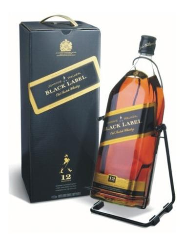 Whisky J. Walker Black 3 Lt