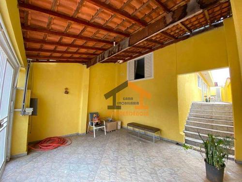 Imagem 1 de 14 de Casa Com 2 Dormitórios À Venda, 100 M² Por R$ 255.000,00 - Jardim Virgínia - Itatiba/sp - Ca1225