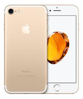 Apple iPhone 7 256gb Original 4g Câmera 12mp   Vitrine