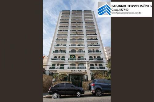 Apartamento Para Venda Em São Bernardo Do Campo, Baeta Neves, 2 Dormitórios, 1 Suíte, 2 Banheiros, 1 Vaga - 1711_2-786307