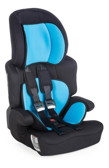 Cadeira Cadeirinha Para Auto 9 A 36 Kgs Racing Tean Azul