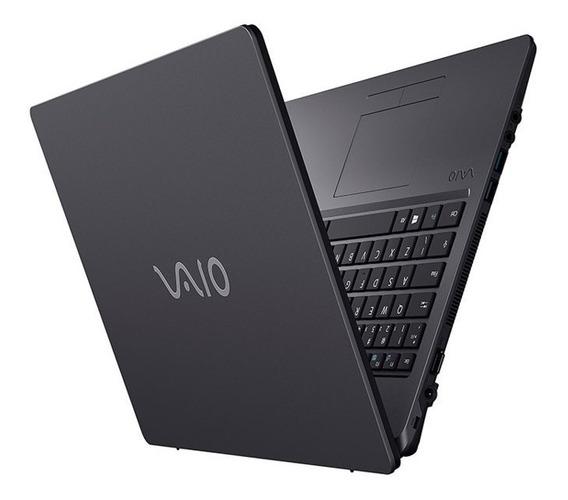 Notebook Vaio Intel Core I3 4gb 1tb 15pol - Oferta