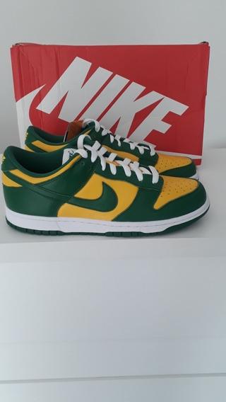 Tenis Nike Dunk Brasil
