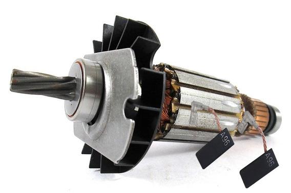 Induzido + Carvão Martelete Gbh 2-24 D Bosch 110v - Original