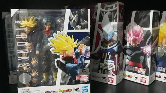 Sh Figuarts Dragon Ball Super Miray Trunks (saga Goku Black)