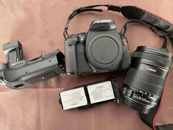 Camera Canon Eos Rebel 3ti