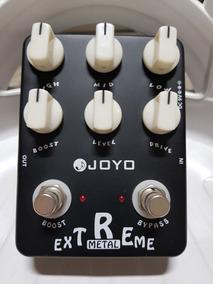 Pedal Joyo Extreme Metal Jf17 - Distortion - Super Conservad