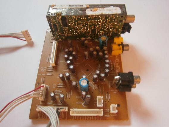Placa Tuner Do Som Toshiba Ms7860mus Usado Testada 100% Ok