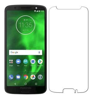 Kit 10 Películas Moto G6 Vidro Temperado Para Cel. Motorola