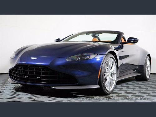 Imagem 1 de 6 de Aston Martin Vantage V8 Roadster 2p