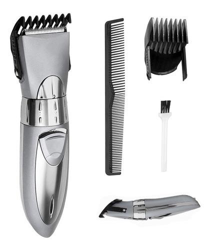 Cortadora De Pelo/barba 5 Niveles Inalámbrica (con Cargador)