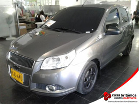 Chevrolet Aveo Emotion Mecanica 4x2 Gasolina