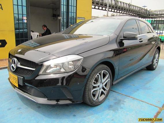 Mercedes Benz Clase A 200 Match Back