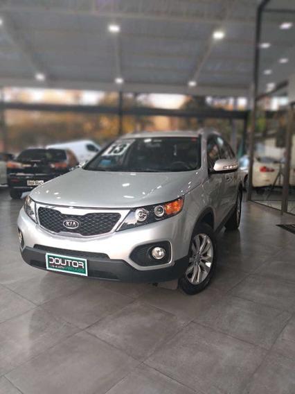 Kia Sorento 2.4 Ex2 4x2 16v Gasolina 4p Automático 2012