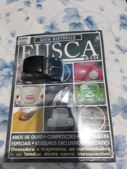 Guia Histórico Com Brinde. Fusca & Cia. Lacrado Da Editora