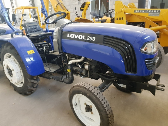 Tractor 3 Lovol 250