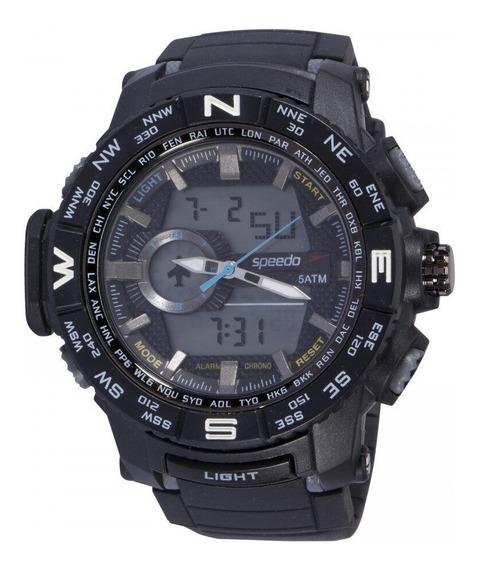 Relógio Digital Analógico Speedo 81118g0evnp8 - Masculino