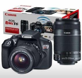 Camera Profissional Canon T6