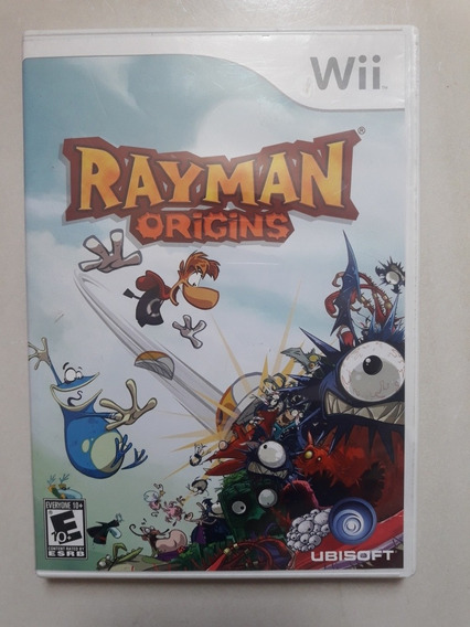 Rayman Originais Wii