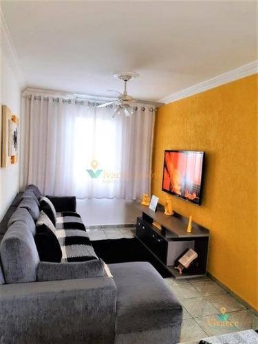 Imagem 1 de 10 de Apartamento À Venda, 57 M² Por R$ 190.000,00 - Itaquera - São Paulo/sp - Ap2855