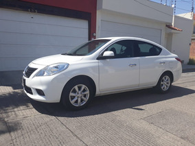 Nissan Versa 1.6 Advance At Plazo Hasta 48 Meses