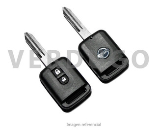 Alarma A Llave Nissan Qashqai J11 - Original