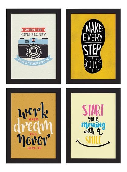 Quadro Tumblr De Frases Ingles Adesivos Decorativos No Mercado