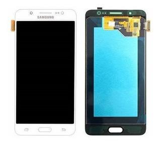 Tela Display Lcd Galaxy J5 Metal J510 Com Brilho + Cola