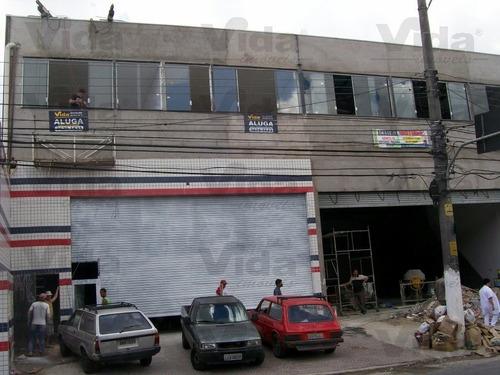 Loja/salão Para Locação Em Piratininga  -  Osasco - 20307