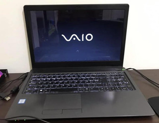 Notebook Vaio Fit15s I7 8gb 1tb