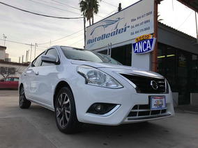 Nissan Versa 2018 1.6 Exclusive Navi At