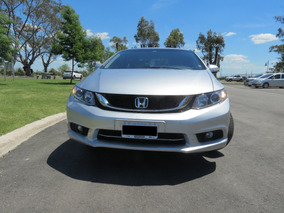 Honda Civic Exs 2016
