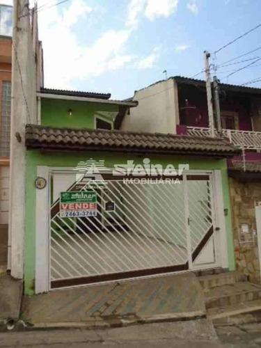 Imagem 1 de 20 de Venda Sobrado 4 Dormitórios Jardim Bom Clima Guarulhos R$ 585.000,00 - 32877v