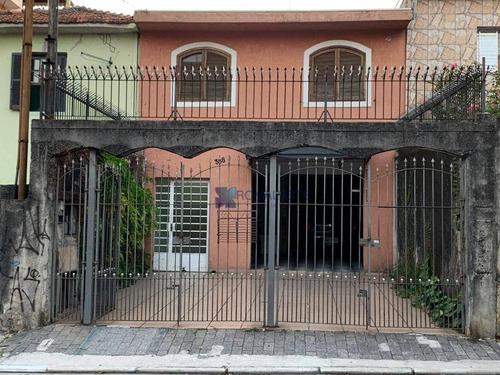 Excelente Casa Térrea Vila Ema - Ca0138