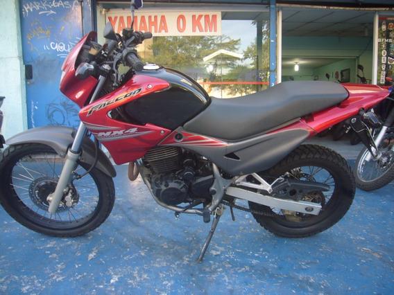 Honda Nx 400 Falcon Vermelha 2005 R$ 8.999 Nova