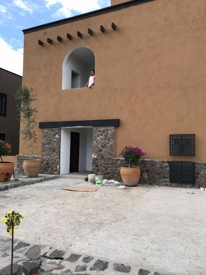 Casa En Renta Santo Domingo, Arcos De San Miguel