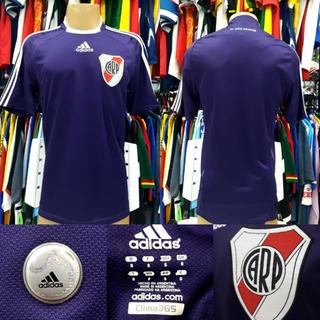 Camisa River Plate - adidas - P - 2008 - S/nº - Third